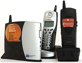 VTech Broadband Telephone System with Vonage service