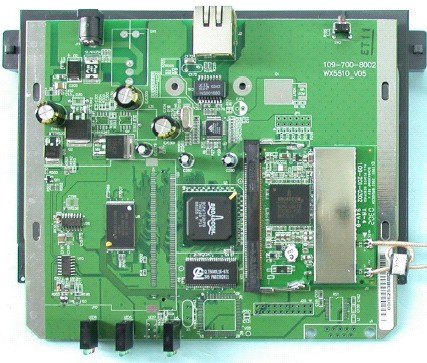 Linksys WAP54G original board