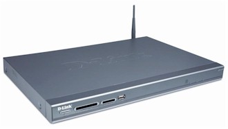 D-Link DSM-5208R Wireless Media Server