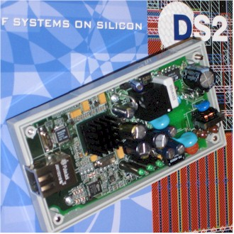 DS2 200Mbps Powerline reference design