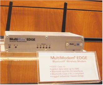MultiTech EDGE modem