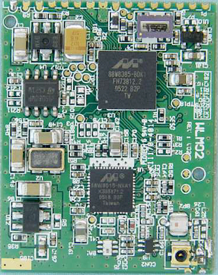 Marvell-based WIP330 radio module