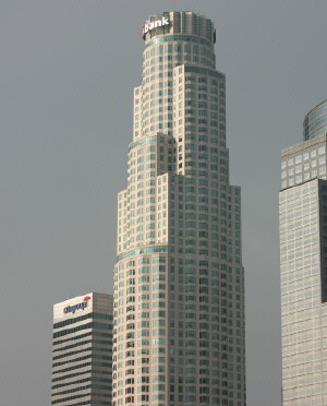 US Bank / Library Tower in Downtown Los Angeles