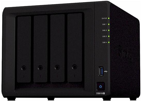 4-bay NAS DiskStation